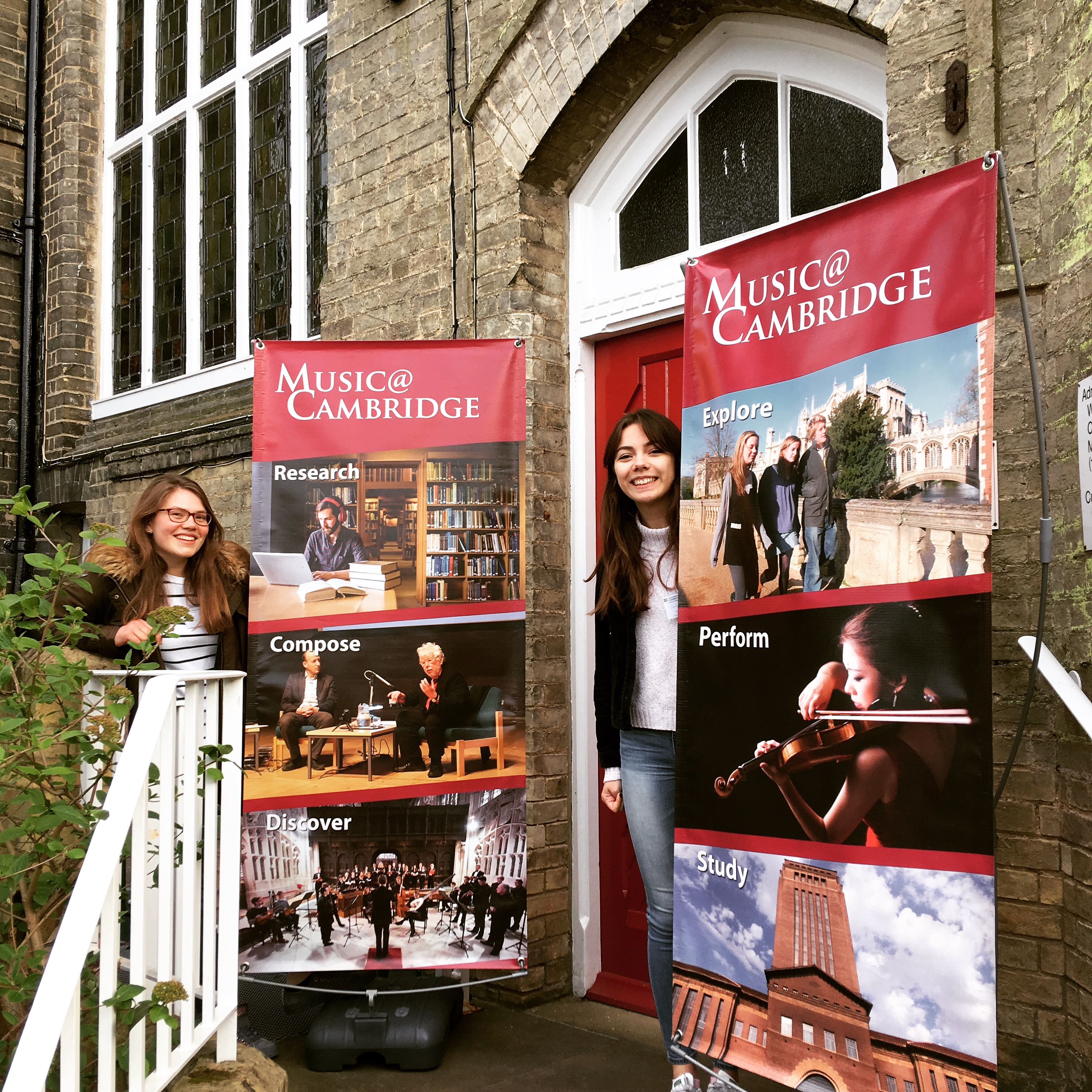 Faculty of Music Taster Day
