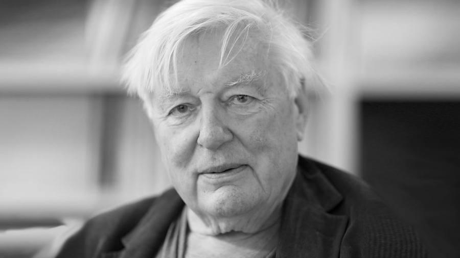 Hugh Wood (1932-2021)