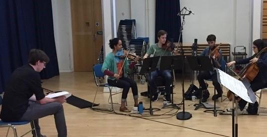The Cambridge Chamber Music Residency 2019-20