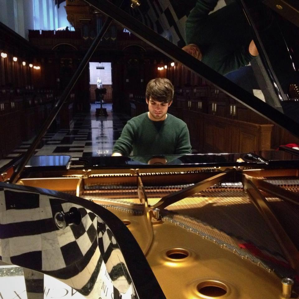 LSO Composers Scheme success for MPhil student, Daniel Fardon