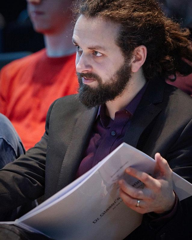 PhD student Darren Bloom reports on the first King's College/Hartley Rogers CBSO scholars' workshop